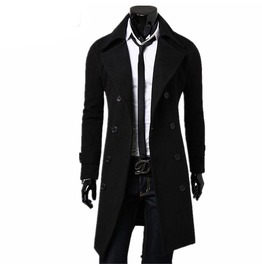 Imported Gothic Vamp Mens Coat #78555.07nff