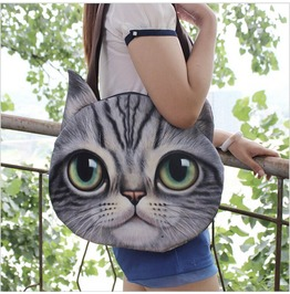 Animal Face Bag / Bolso Cara Animal