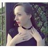 Rebelsmarket handcraft black ancients pearl gothic necklace jl 159 necklaces 2