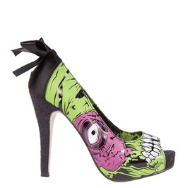Iron Fist Shoes Zombie Stomper Platform