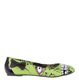 Iron Fist Shoes Zombie Stomper Flat