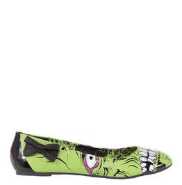 Iron Fist Shoes Zombie Stomper Flat