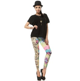 2013 High Fashion Pattern Leggings