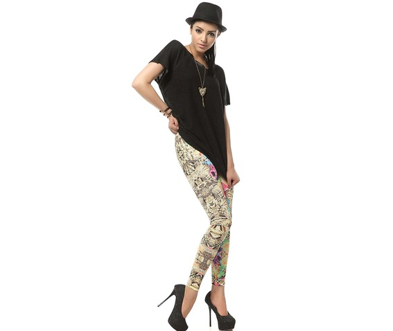 2013 High Fashion Pattern Leggings_Leggings_4.jpg