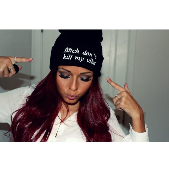 rebelsmarket_bitch_dont_kill_vibe_black_beanie_winter_hat_cap_beanies_2.jpg