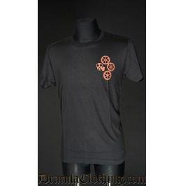 Steampunk Gentleman T Shirt