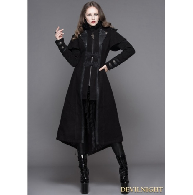 Shop Goth Women's Outerwear at RebelsMarket.