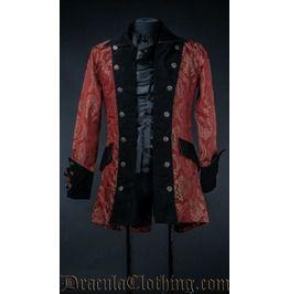 Royal Pirate Jacket