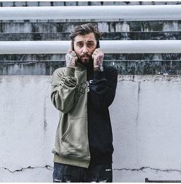 Personalized Street Fashion Unique Design Men's Hoodies