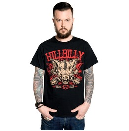 Toxico Clothing Hillbilly Pig Tee