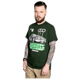 Toxico Clothing Knuckledraggin Tee (Forest)
