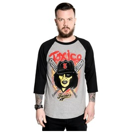 Toxico Clothing Furies Raglan