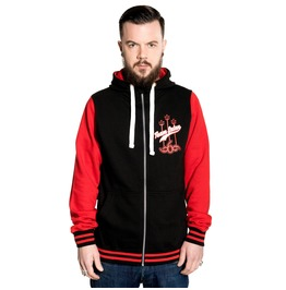 Toxico Clothing Team Satan Zip Hood