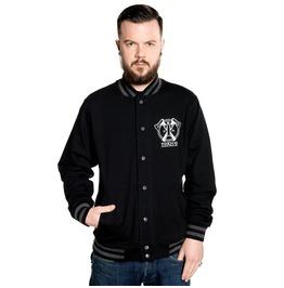 Toxico Clothing Axe Skull Logo Team Jacket
