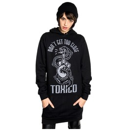 Toxico Clothing Too Close Long Pullover
