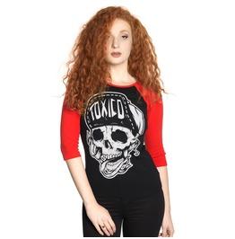 Toxico Clothing Suicidal Raglan