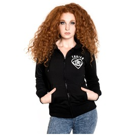 Toxico Clothing Hold On Tight Zip Hood
