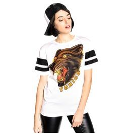 Toxico Clothing Wolf Mesh Tee