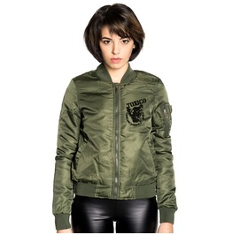 Toxico Clothing Dog Flight Jacket