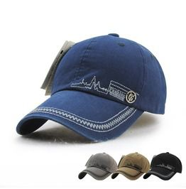 b39dc2f9cba Unisex Embroideried Cotton Baseball Cap Snapback Hip Hop Flat Hat. More  colors