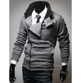 Gray Assassin Creed Hoodie Men