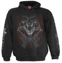 Spiral Mens Street Reaper Hoody Black Wm128800