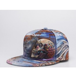 Fashion Skull Hip Hop Cap Punk Hat A60