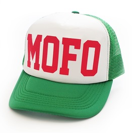 Toxico Clothing Mofo Trucker Hat