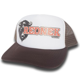 Toxico Clothing Rednek Bison Trucker Hat