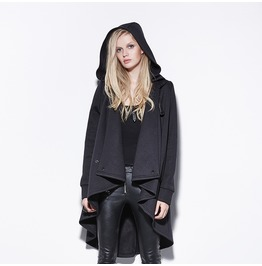 New Arrival Personalized Irregular Hoodies Coats