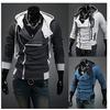 Rebelsmarket men hood hoody mens sweater hood new men plus size hoodies and sweatshirts 2