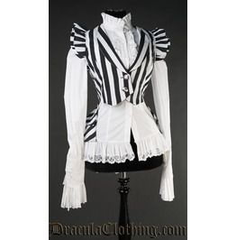 Tailcoat Vest
