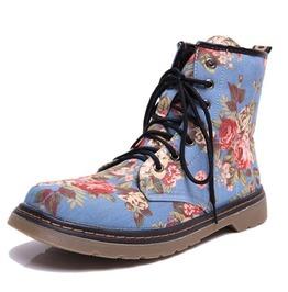 Flower Boots / Botas Flores Wh264