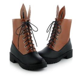 Bunny Boots / Botas Conejo Wh265