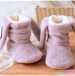 Rabbit Slippers / Zapatillas Conejo Casa Wh267