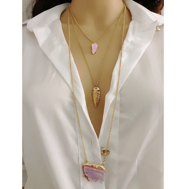 rebelsmarket_bohemian_pink_gemstone_triple_necklace_in_gold_color_pendants_2.jpg
