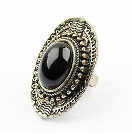 Gothic Victorian Knuckle Ring ~ 4 Available Colors