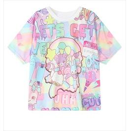 Harajuku T Shirt Camiseta Wh319