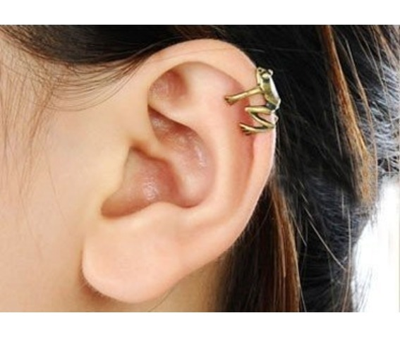 Vintage Little Frog Ear Cuff_Earcuffs_4.jpg