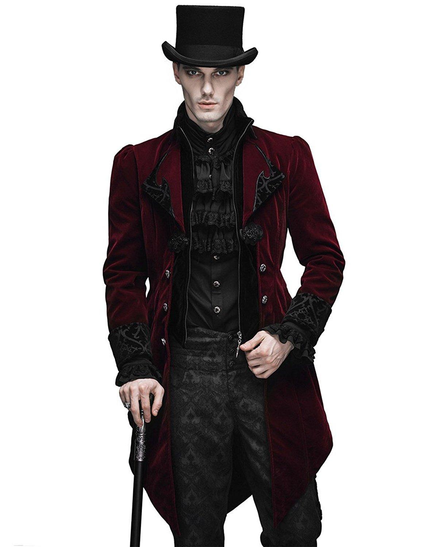 chic new womens lapel Black Long Swallow Tail Coat Blazer Suits outwear jacket