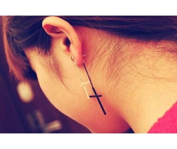 fashion_two_colors_cross_long_dangle_earrings_earrings_2.jpg