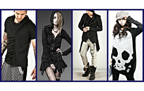 9ec3152c430c Gothic Glitz: How to Style A Gothic Outfit For Your Christmas Party