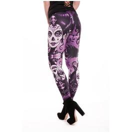 Shadow Leggings Vixxsin Gothic Alternative Leggings