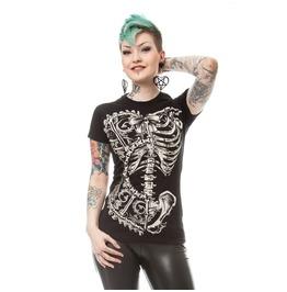 Bone Corset Tshirt Vixxsin