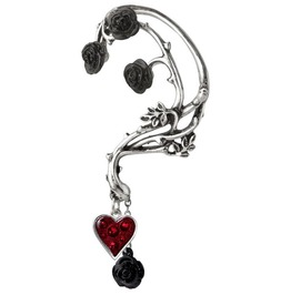 Bed Blood Roses Gothic Ear Wrap Alchemy Gothic