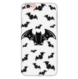 Bat Gothic Punk Iphone Case And Galaxy Samsung Phone Case