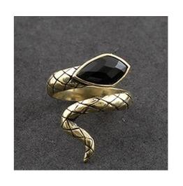 Punk Adjustable Snake Ring
