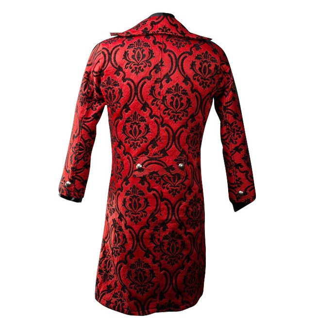 rebelsmarket_mens_red_jacquard_victorian_gentleman_tailcoat_9_to_ship_worldwide_jackets_2.jpg