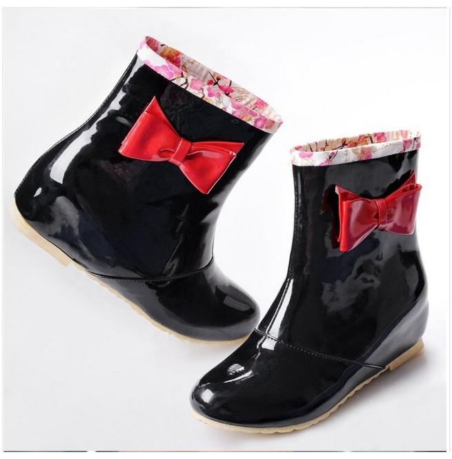 rebelsmarket_bow_rain_boots_botas_lluvia_lazo_wh663_boots_6.jpg