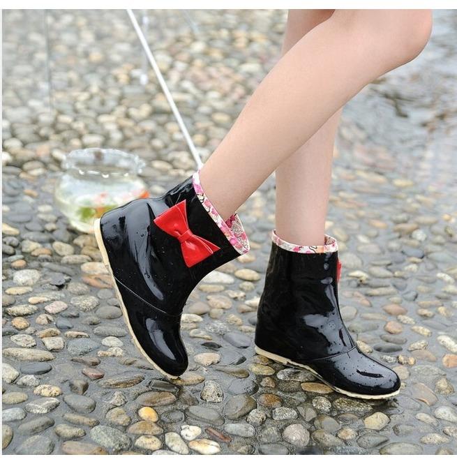 rebelsmarket_bow_rain_boots_botas_lluvia_lazo_wh663_boots_2.jpg